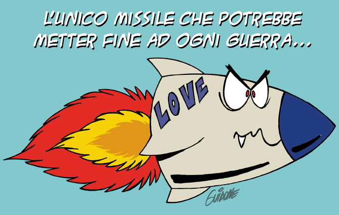 Love Missile F1-11: il Missile dell'Amore